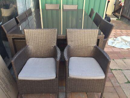 Outdoor Wicker Table Part 77