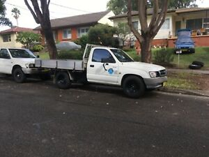 Rent my Hilux $8/hr or $35/day on Car Next Door