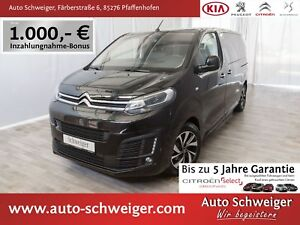 Citroën Spacetourer Business Lounge M Kamera NAVI PTS