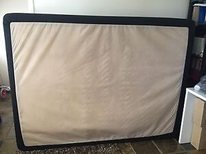 Queen Bed Base Only Margate Redcliffe Area Preview
