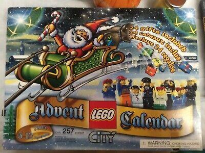 LEGO City Advent Calendar (7324) Christmas present toy set