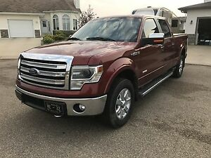 2014 FORD F-150 - Pickup Truck LARIAT SUPERCREW 6.5