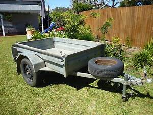 Galvanised box trailer Atherton Tablelands Preview