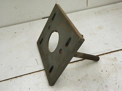 Motor Mount From A Craftsman 103 Series 13 12 Drill Press