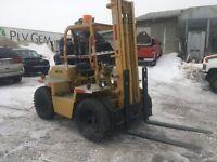 Rough terrain forklift  4000 pound Calgary Alberta Preview