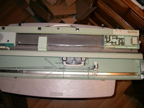 Vintage Brother Knitting Machine KH-551 Excellent Clean Condition