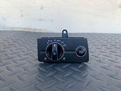 ✔ Mercedes W211 W219 CLS550 CLS500 Scheinwerfer Kontrolle Schalter Schwarz