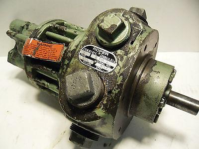 Roper Pump Figure 18f20 Type 27 Spec. 4763