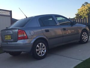 TS Holden Astra Bolwarra Heights Maitland Area Preview