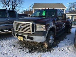 2006 FORD F350 DOOLY DIESEL!!! FULLY LOADED!!