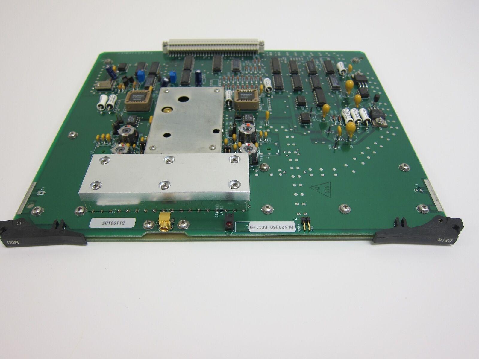 Motorola Microwave Networks CM6 MOD Card MLN7346A