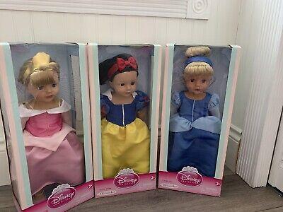 "Madame Alexander Classic  Disney Princess 18"" Doll Collection Madame Alexander Classic Collectibles"