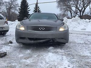 Looking for a 2009 infiniti g37xs front bumper