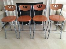 4 Bar stools Beaumont Hills The Hills District Preview