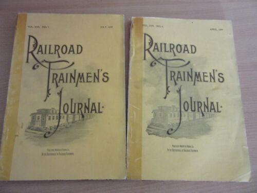 Railroad Trainmen
