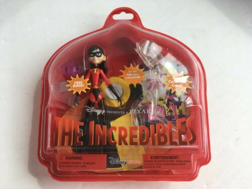 2004 Disney Pixar Violet Figure Toy The Incredibles by Disney New Condition:New