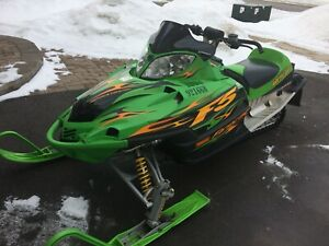 2004 arctic cat f5
