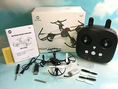 Holy Stone HS170G Night Elven Mini Quadcopter Drone Altitude Hold Headless Mode