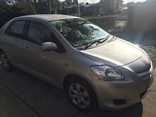 2007 Toyota Yaris Sedan YRS Manual 1.5L Vermont South Whitehorse Area Preview
