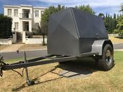 6x4 Enclosed Tool / Camping 4WD Trailer Highton Geelong City Preview