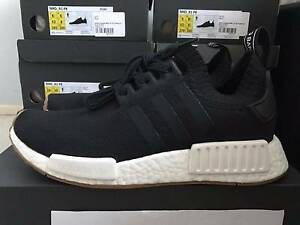 Adidas NMD R1 Prime Knit - Black Gum Sole (UNDER RETAIL) Liverpool Liverpool Area Preview