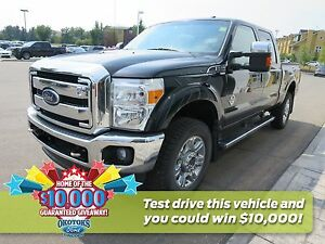 2012 Ford F-350 Lariat 6.7l v8 Powerstroke Diesel Super Duty
