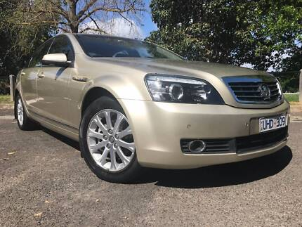 Holden Statesman WM 2006