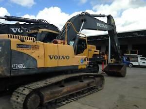 Used 2011 Volvo EC240C Excavator Smeaton Grange Camden Area Preview