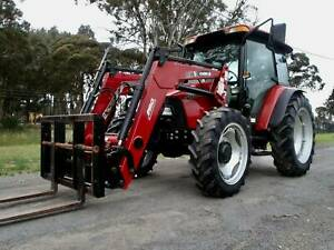 Case IH JX1080U Maxxima 4x4 80 HP Agricultural Farm Tractor Austral Liverpool Area Preview