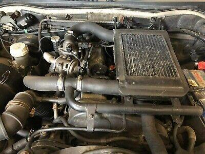 2005 MITSUBISHI L200 2.5TD ENGINE