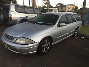 Ford Falcon 2002 Aud ***MAKE AN OFFER*** Frenchs Forest Warringah Area Preview