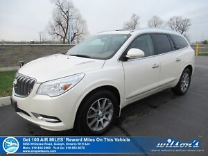 2014 Buick Enclave AWD | PANO ROOF | LEATHER | HEATED SEATS | BO