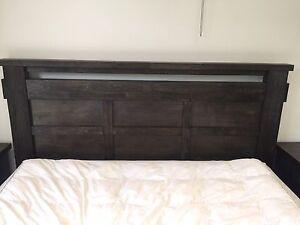 5pc Hard Wood Malaysian  King Bedroom Suite Pakenham Cardinia Area Preview