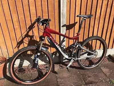Giant Trance X 5 Full Suspension Mountain Bike Medium