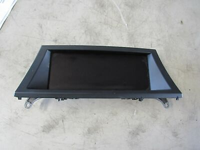 """2006-2013 BMW X5 E70 FRONT ON BOARD 8.8"""" MONITOR INFORMATION DISPLAY SCREEN OEM"""