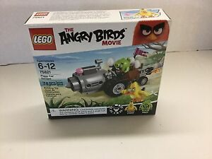 Lego.  Thé. Angry. Bords. Movies