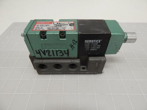 Numatics 153SA43DK011B Coil Valve T68809