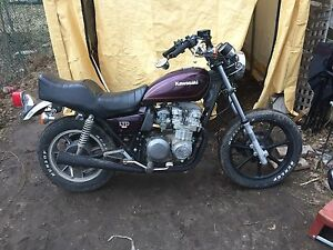 Beautiful 1981 Kawasaki LTD550 only 1800$