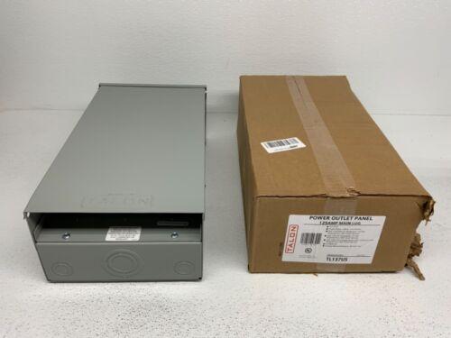 Siemens TL137US Talon Power Outlet Panel 20, 30, & 50-Amp Receptacle, Unmetered