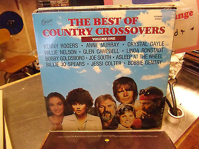 Best Of Cross Country Crossover Lp 1979 Excelsior Records Ex  Anne Murray
