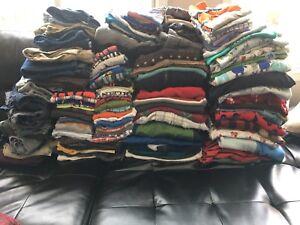 125pcs Boys clothes size 2t