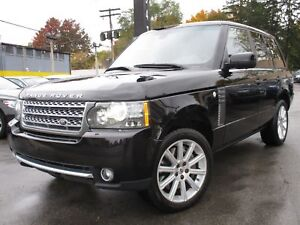2011 Land Rover Range Rover SUPERCHARGED ~ LOW KMS ~ 53KMS ~ NAV