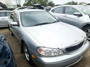 WRECKING 2000 NISSAN MAXIMA A33 SEDAN - STOCK #NM1684 Sherwood Brisbane South West Preview