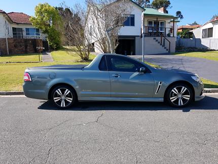 2015 Holden SV6 STORM Ute MY15 6 Speed Manual
