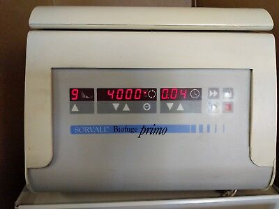 Thermo Scientific Sorvall Biofuge Primo Centrifuge