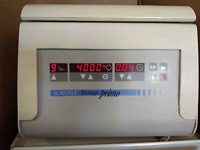 Thermo Scientific Sorvall Biofuge Primo Centrifuge