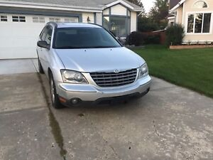2005 Chrysler Pacifica Touring Edition