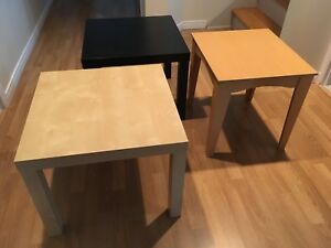 Petite table carrée - Small square table