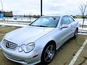 Mercedes 2003 CLK 320 Coupe  $6300obo