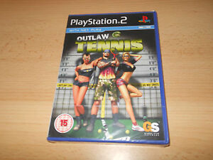 Outlaw-Tenis-SONY-PLAYSTATION-2-PS2-NUEVO-PRECINTADO